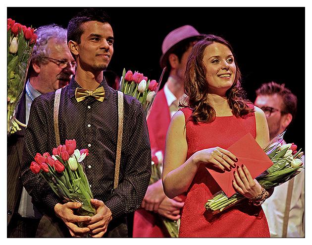 Stella-Louise Göke - Winnares Concours de la Chanson Alliance Française 2015