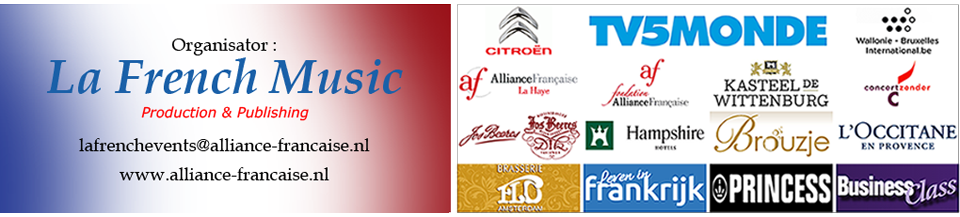 logo Concours de la Chanson en logo's van partenaires