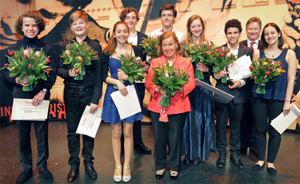 Uitslag Nationale Finale Prinses Christina Concours 2016
