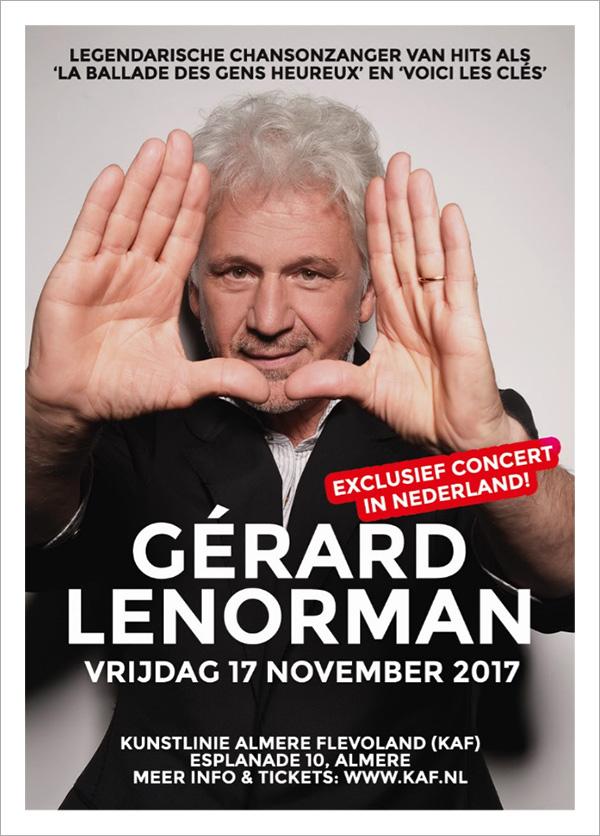 Gérard Lenorman - Heureux Qui Communique