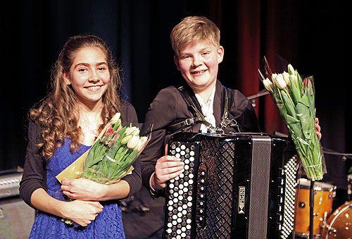 Maria Pedano en Johan Wiersma
