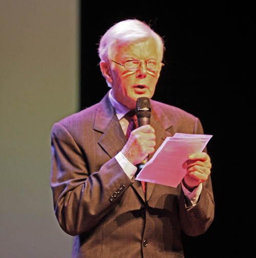 Maarten Schenkeveld, Vice-President van de Alliance Française des Pays-Bas