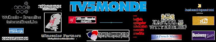 partenaires Concours de la Chanson 2017